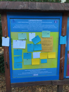 CPC Community Prayer Board