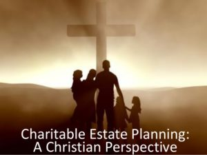 Christian Estate Planning