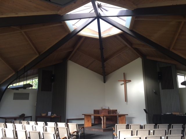 Christ Presbyterian Church in Terra Linda Sanctuary