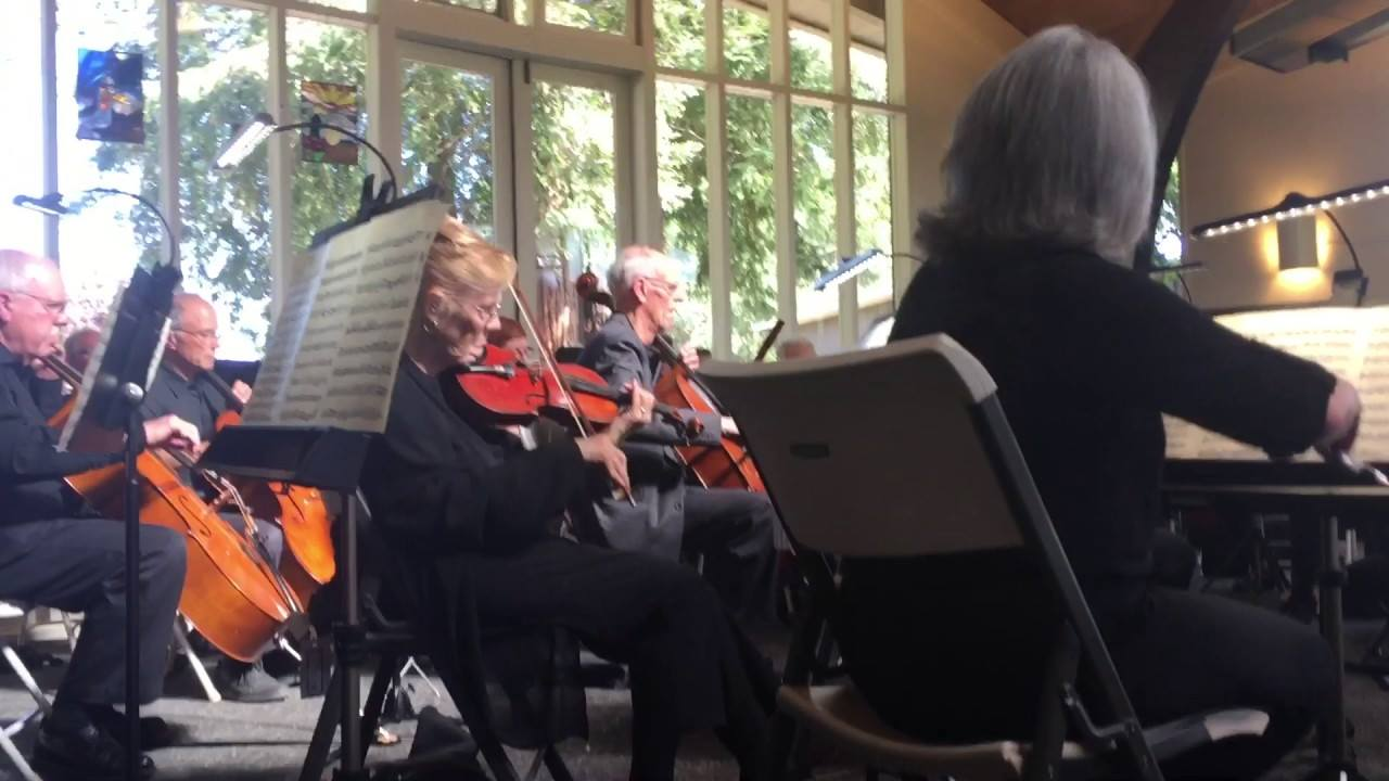 Lucas Valley Chamber Orchestra
